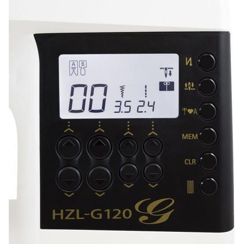 Masina de cusut casnica computerizata Juki HZL-G120/CE3